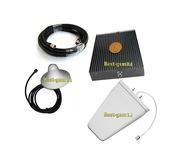 Усилитель сотового сигнала  трех диапазонный GSM-DCS-WCDMA  ST-9182